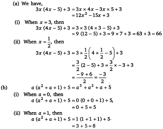 NCERT Solutions for Class 8 Maths Chapter 9 Algebraic Expressions and Identities 13