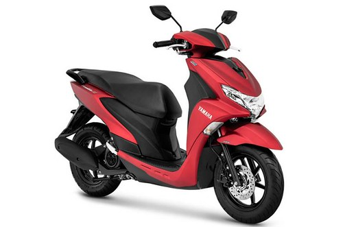 Review de la Yamaha FreeGo