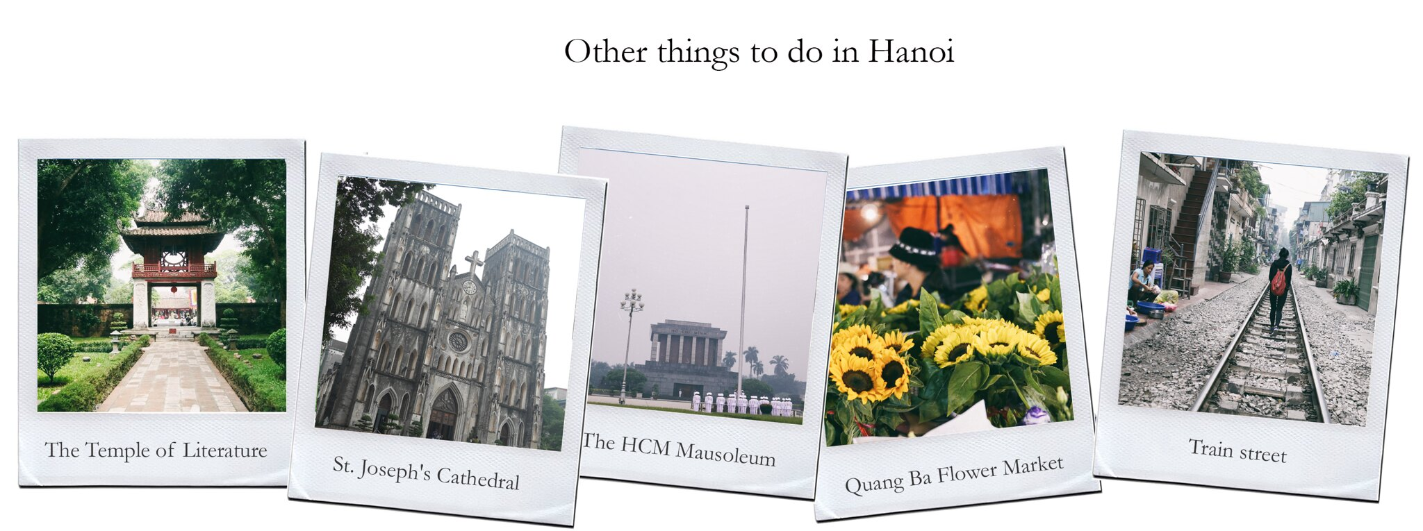 other things to do in hanoi