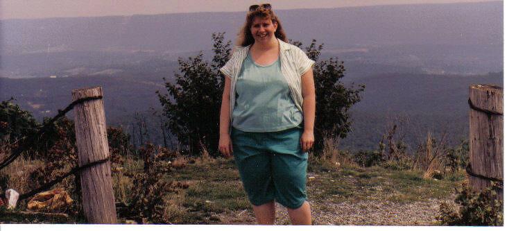 Wopsy, or Wopsononock Mountain, September 1988