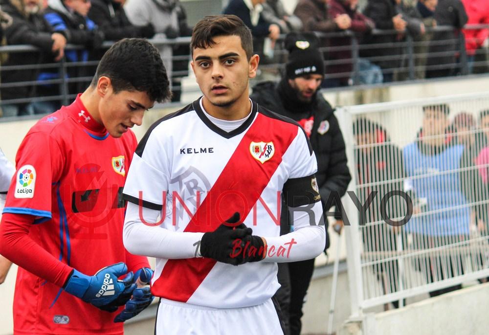 Juvenil B 0-1 Los Yebenes
