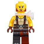 LEGO Movie 2 70836 Battle ready Batman and MetalBeard 05