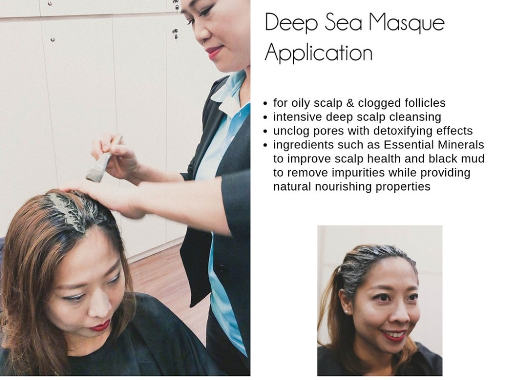 Deep Sea Masque Toppcare