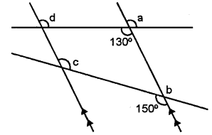 Selina Concise Mathematics Class 6 ICSE Solutions - Properties of Angles and Lines (Including Parallel Lines)-b7