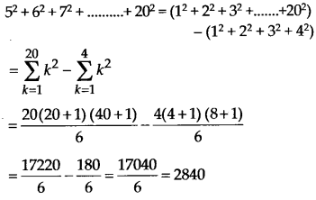 NCERT Solutions for Class 11 Maths Chapter 9 Sequences and Series 77