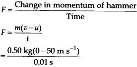 NCERT Solutions for Class 9 Science Chapter 9 Force and Laws of Motion 19