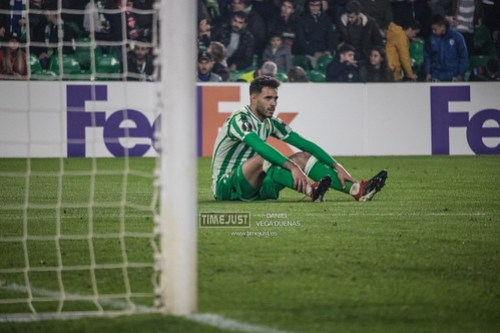 Real Betis 1-0 Olimpiacos FC