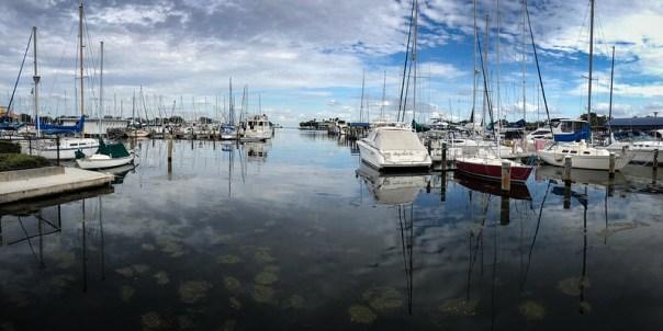 St. Petersburg Central Yacht Basin