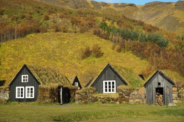 Icelandic turf houses, Skogar Museum