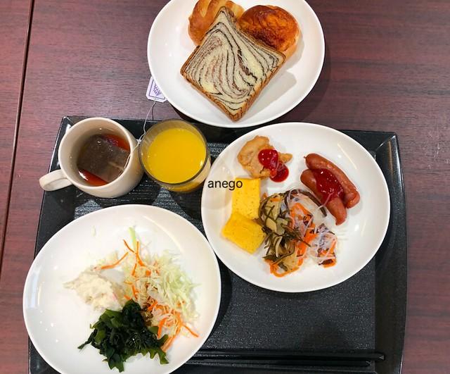 ABホテル 奈良 朝食