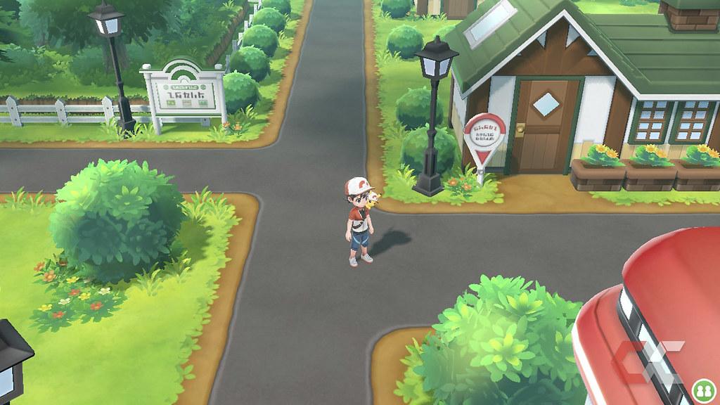 Review Pokemon Let s Go- OverCluster 04