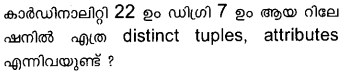 Plus Two Computer Application Model Question Papers Paper 2Q11