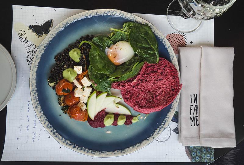 Kale-O-Ren, o menu vegetariano