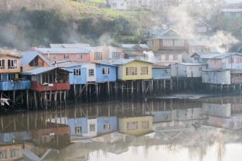 de palafitos van Castro, Isla Chiloë