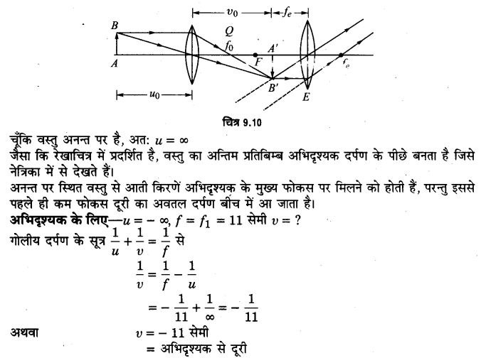 UP Board Solutions for Class 12 Physics Chapter 9 Ray Optics and Optical Instruments Q36.2