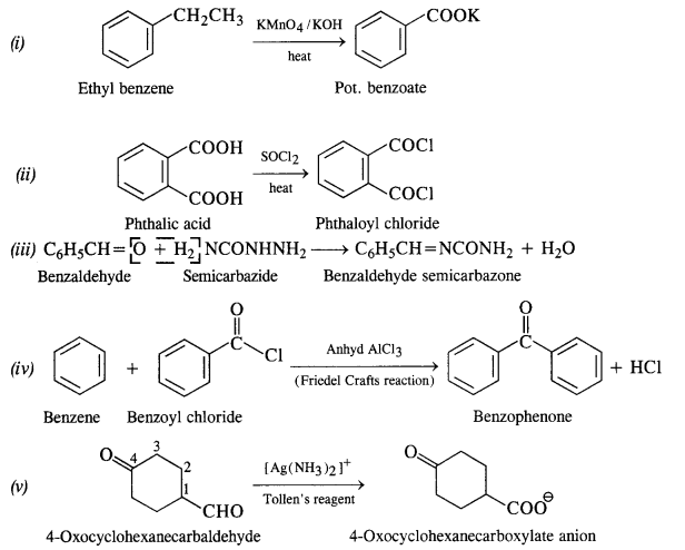 byjus class 12 chemistry Chapter 12 Aldehydes, Ketones and Carboxylic Acids e17b