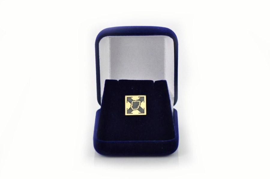 pins firmowy ze złota próby 585 ( 3)