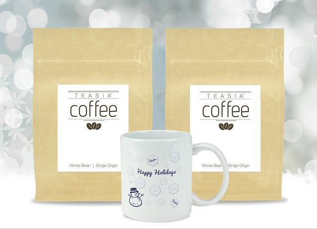 Teasia Coffee Giveaway