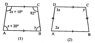 ML Aggarwal Class 9 Solutions for ICSE Maths Chapter 13 Rectilinear Figures  ex 8