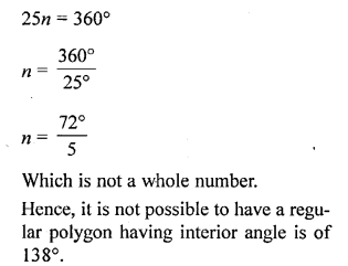 Selina Concise Mathematics Class 6 ICSE Solutions - Polygons-b4a