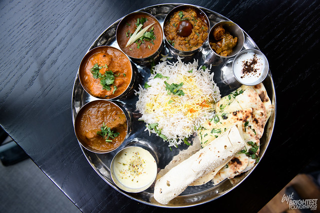 Pappe Thali Lunch