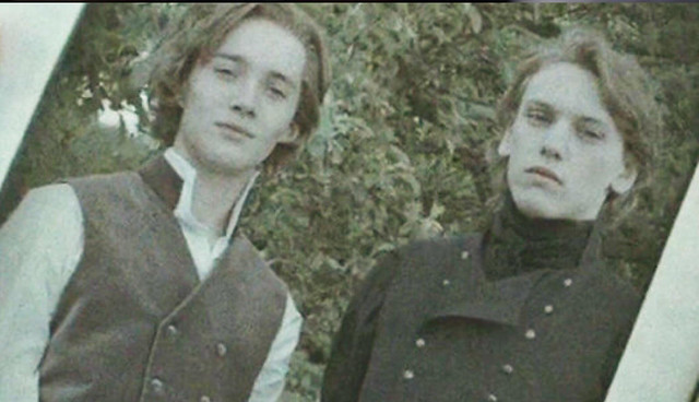 James Campbell Bower and Toby regbo