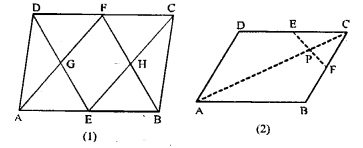 ML Aggarwal Class 9 Solutions for ICSE Maths Chapter 11 Mid Point Theorem    8