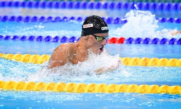 22° Swimmeeting di Bolzano, Martinenghi rientro positivo. Bene Scozzoli, Ceccon e Carraro