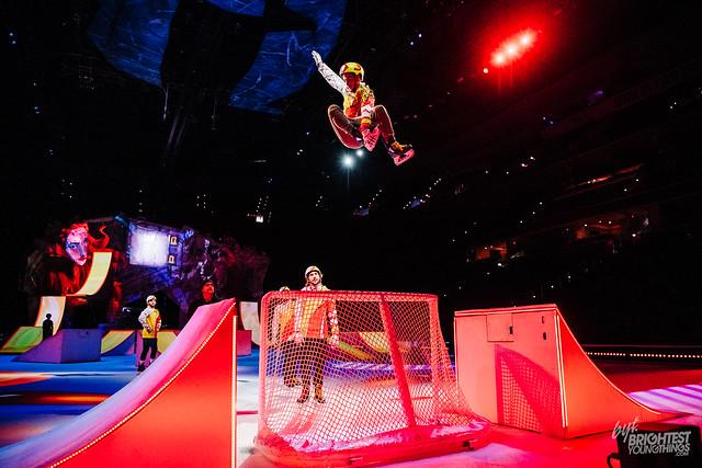 Cirque Du Soleil Crystal BTS-9779