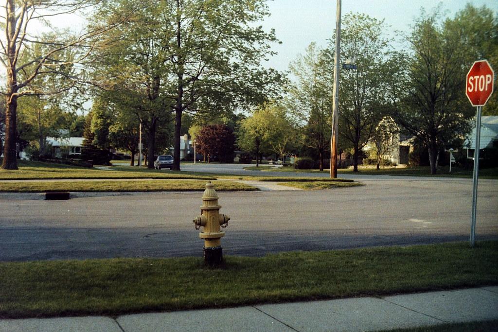 Down Erskine Blvd.