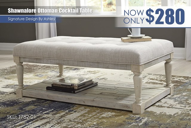 Shawnalore Ottoman Cocktail Table_T782-21