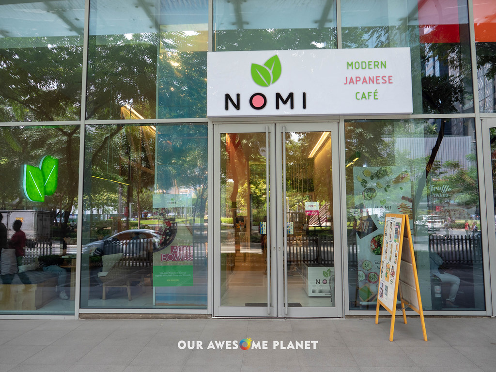 NOMU: Hidden Bar in a BGC Matcha Cafe? • Our Awesome Planet