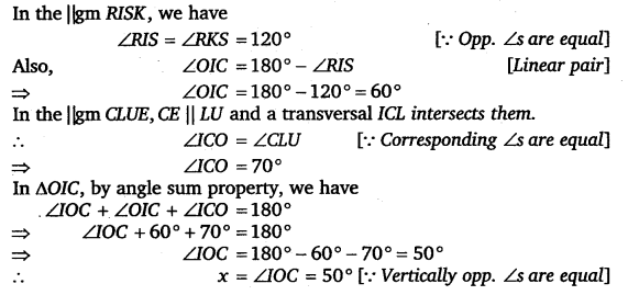 NCERT Solutions for Class 8 Maths Chapter 3 Understanding Quadrilaterals 30