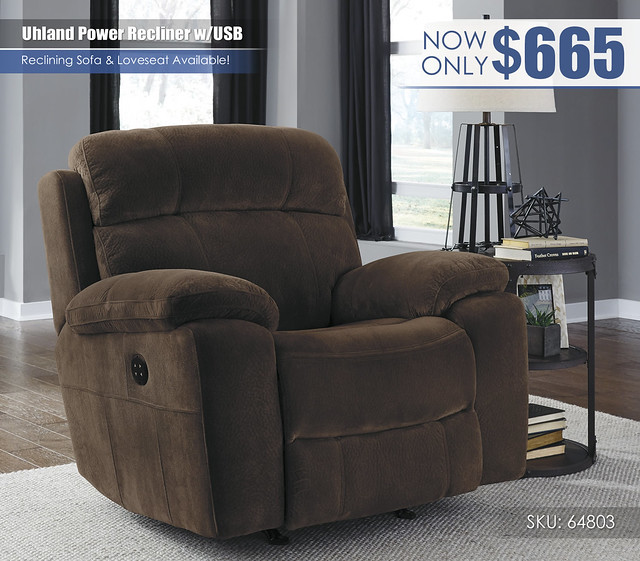 Uhland Power Recliner_64803-13