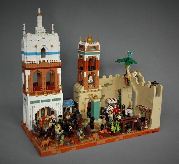 LEGO marketplace