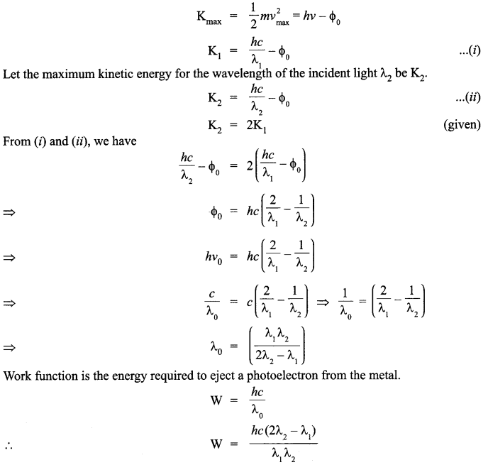 CBSE Sample Papers for Class 12 Physics Paper 7 24
