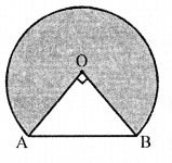RD Sharma Class 10 Solutions Chapter 13 Areas Related to Circles Ex 13.4 - 45