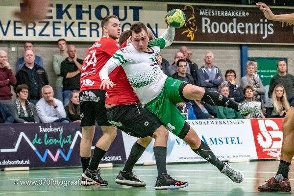 2018-12-01 Handbal: Wematrans/Quintus HS1-Neerpelt (B) HS 1 [29-30]