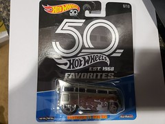 Hot Wheels VW Drag Bus
