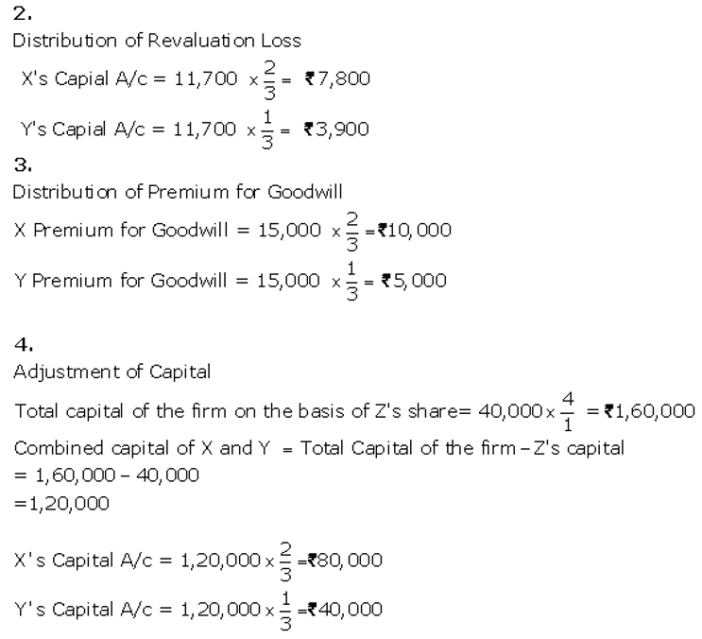 TS Grewal Accountancy Class 12 Solutions Chapter 4 Admission of a Partner Q79.6