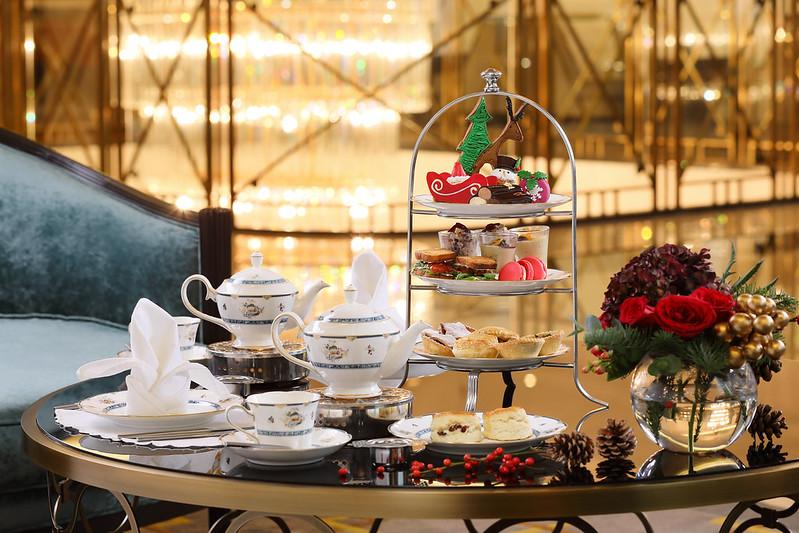 Christmas Afternoon Tea 1