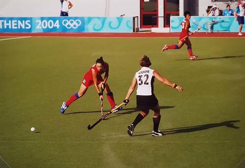 2004 Athènes - Jeux Olympiques - 22/08