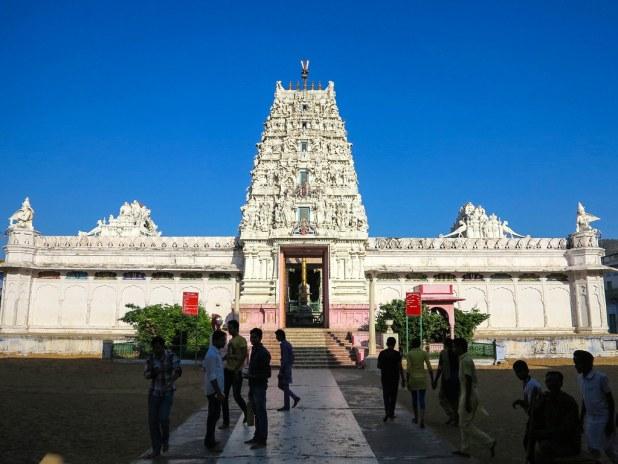 Templo en Pushkar
