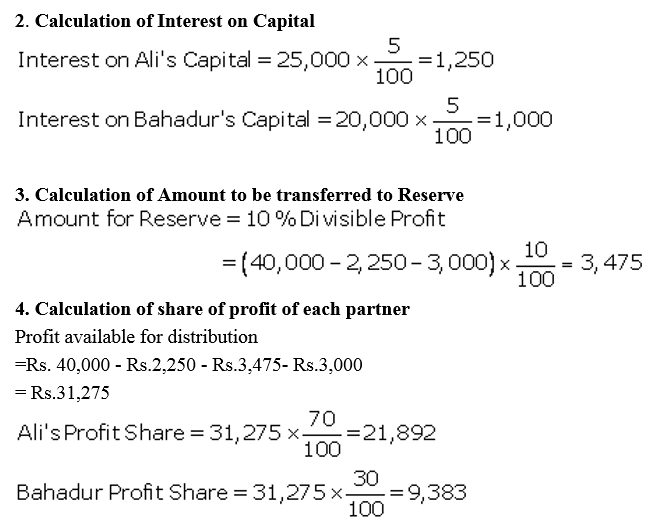 TS Grewal Accountancy Class 12 Solutions Chapter 1 Accounting for Partnership Firms - Fundamentals Q52.2