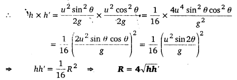 UP Board Solutions for Class 11 Physics Chapter 4 Motion in a plane ( समतल में गति) d3...