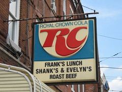 Shank's and Evelyn's