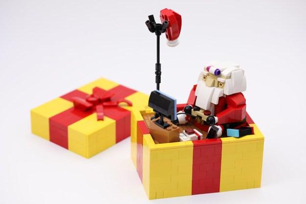 Christmas Gift For Santa