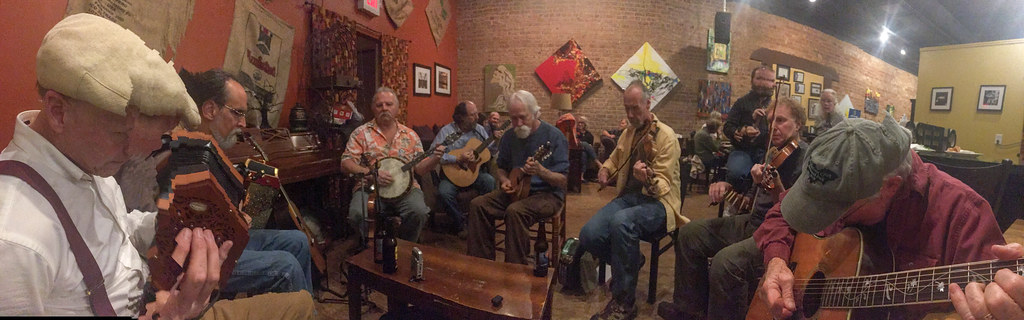 Celtic Session at The Stomping Grounds-001