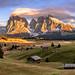 Alpine Golden Hour