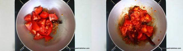 methi tomato chutney 2
